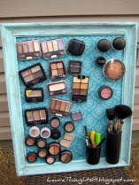 http://laurathoughts81.blogspot.com/2011/03/make-up-magnet-board.html
