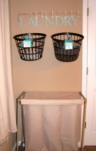 Here Are 10 Laundry Room Storage Solutions From Repurposed Items To Help You Save Time And Money