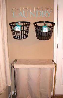 Here Are 10 Laundry Room Storage Solutions From Repurposed Items To Help  You Save Time And Money.