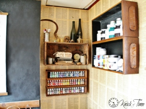 wooden-repurposed-drawer-shelves
