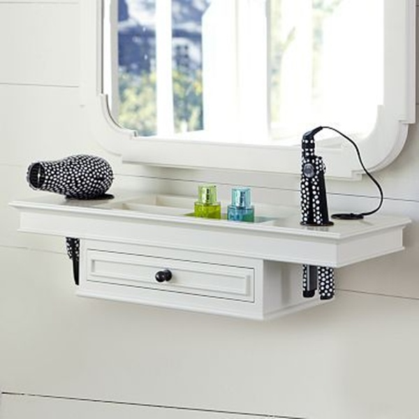 Make Your Own Make Up Vanity Small Town DIY