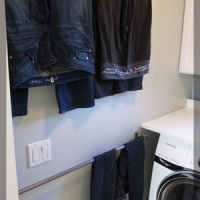 8 Organizational Ideas for the Laundry Room
